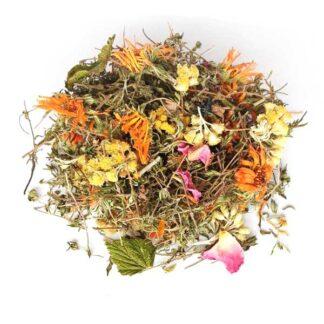 herbal tea for detox